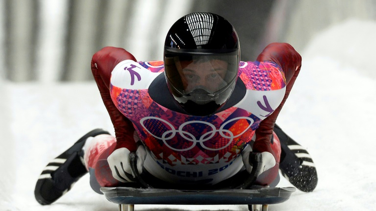 Latvia's Martins Dukurs, pictured in 2014, will be among the skeleton stars boycotting the 2017 world championships
