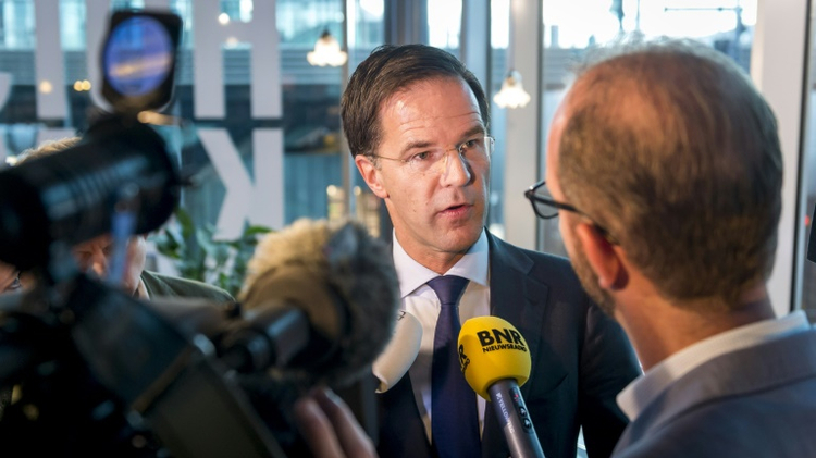 Dutch PM: 'Leave if you don't like our country'