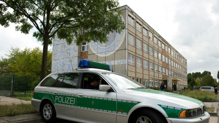 1 man in custody believed connected to German bomb plot plan