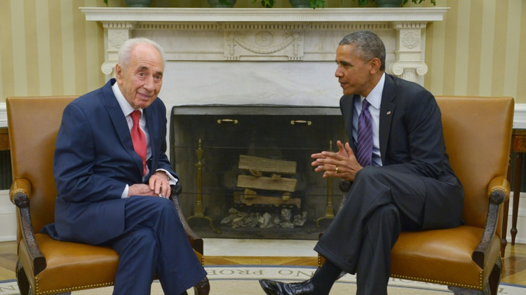 Israel's pioneer for peace Shimon Peres dead at 93