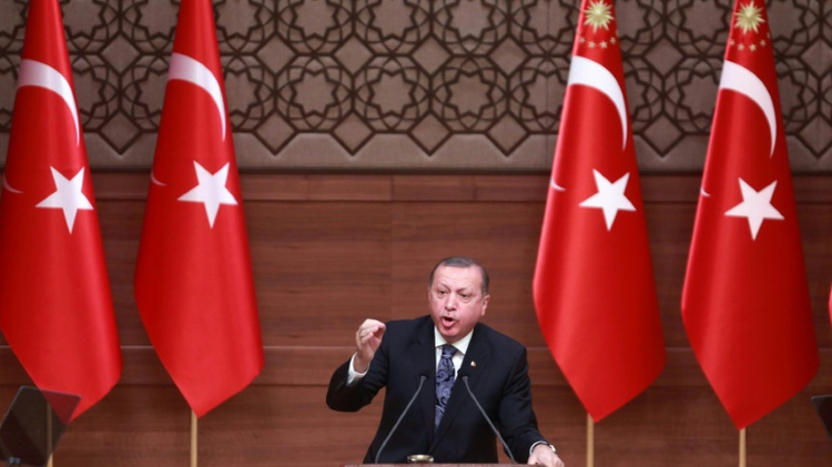 Turkish President signs constitutional reforms expanding his executive powers