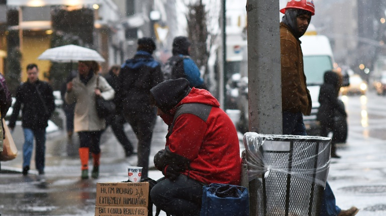 The International Monetary Fund has warned the United States over poverty and rising inequality