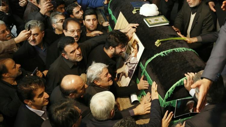 Ali Akbar Hashemi Rafsanjani, former Iranian president, dies at 82
