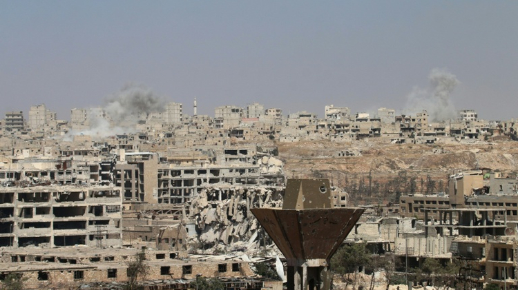 Rebels claim to have broken through siege of Aleppo in Syria