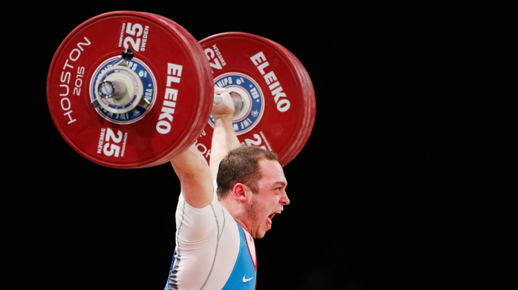 IWF: All Russian Weightlifters and Weightlifting Officials Barred from Rio Olympics