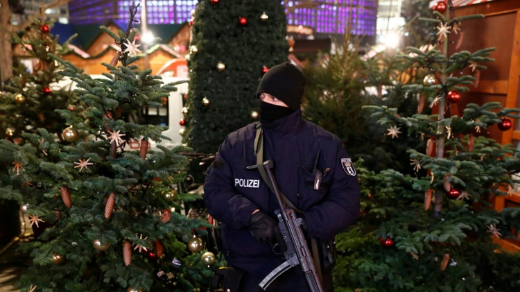 Berlin Truck Attack on Christmas Market Kills At Least 9