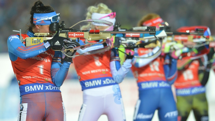 Russia backed out of hosting the biathlon World Cup after international protests over its doping record