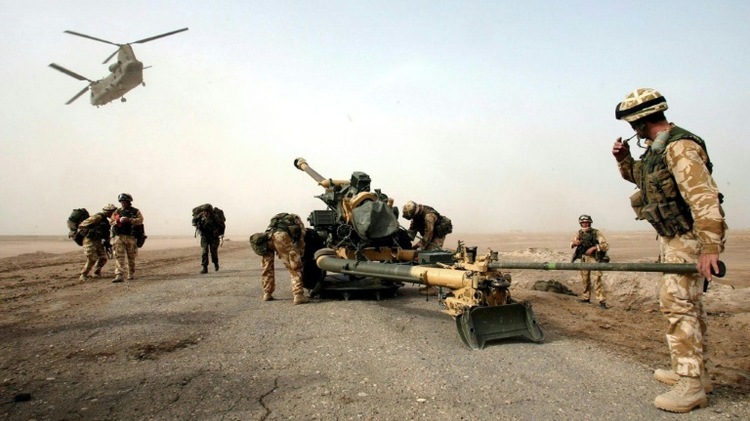 The Iraq war, which at one point saw 46,000 British troops deployed, mostly in southern Iraq around the strategic oil hub of Basra, still looms large over British politics