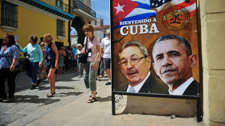 US President Barack Obama's rapprochement with Cuba fueled speculation a decades-old policy allowing Cubans arriving illegally on US soil to stay would be scrapped