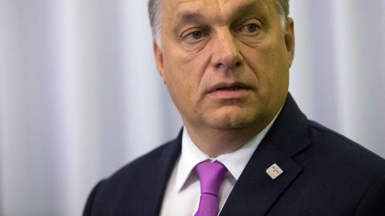 رئيس وزراء المجر فيكتور اوربان