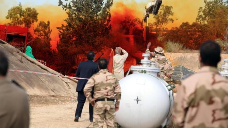 Syrie: l'OIAC examine