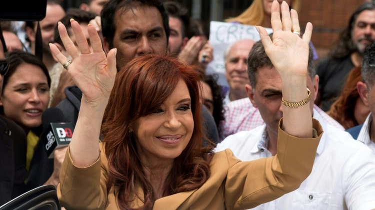 Argentina: Judge indicts former president Cristina Fernandez in public works corruption case
