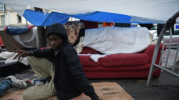 Calais : fin du démantèlement de la