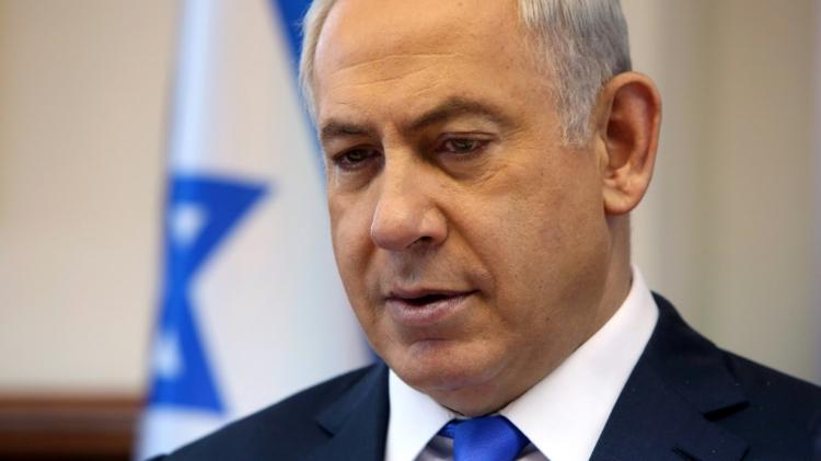 Le Premier ministre israélien Benjamin Netanyahu, le 20 décembre 2015 à Jérusalem