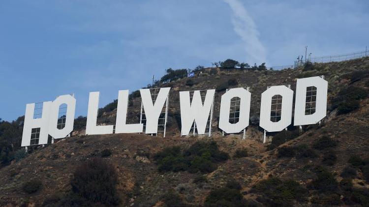 Les célèbres lettres d'Hollywood