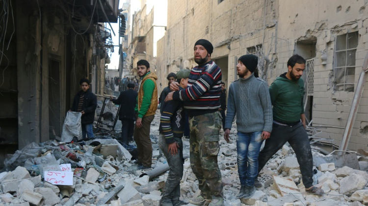 Le conflit syrien a provoqué une crise humanitaire majeure