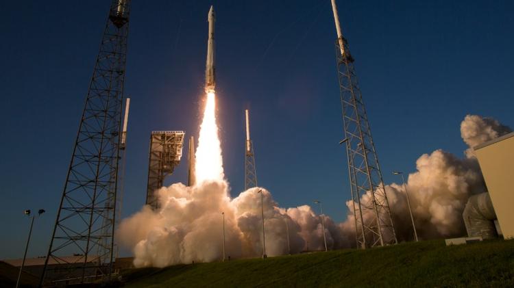 La sonde Osiris-REx lancée le 8 septembre 2016 de Cap Canaveral, en Floride