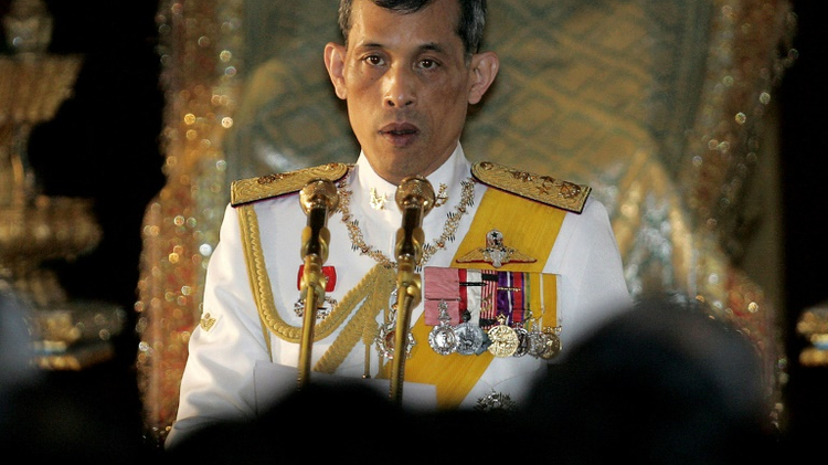 Thai Crown Prince Maha Vajiralongkorn inherits one of the world's richest monarchies as well as a politically troubled nation