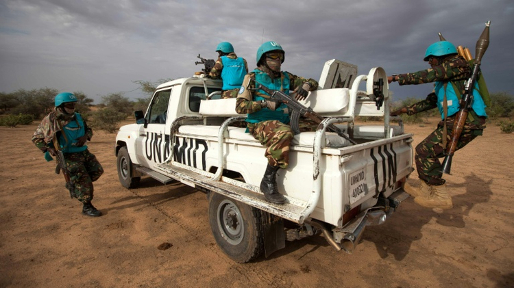At least 300,000 people have been killed in the conflict in Darfur, according to the UN, while another 2.5 million have fled their homes