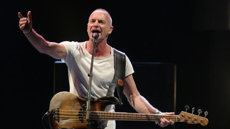 Le concert de Sting complet en moins d'une heure — Bataclan