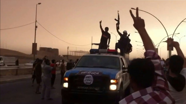 Islamic State (IS) militants captured the northern Iraqi city of Mosul in 2014
