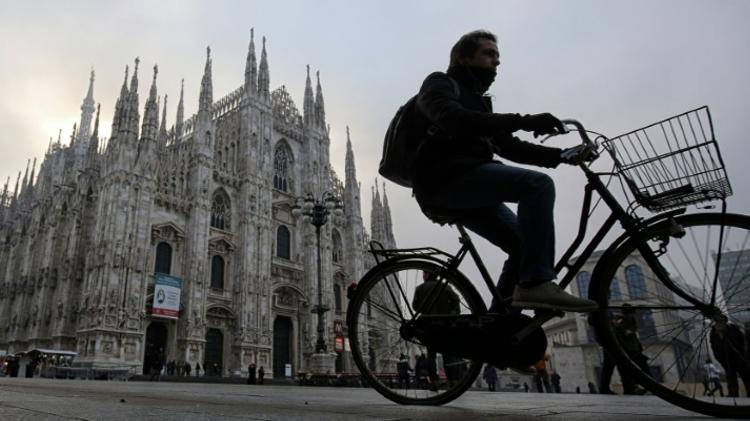 Face à la pollution, les villes italiennes restreignent la circulation