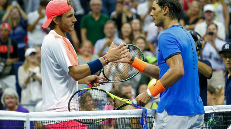 Rafael Nadal suffered a 6-1, 2-6, 6-4, 3-6, 7-6 (8/6) defeat to world number 25 Lucas Pouille in a four-hour last-16 epic