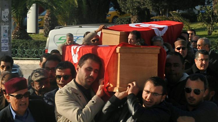 تشييع ضحايا اعتداء اسطنبول