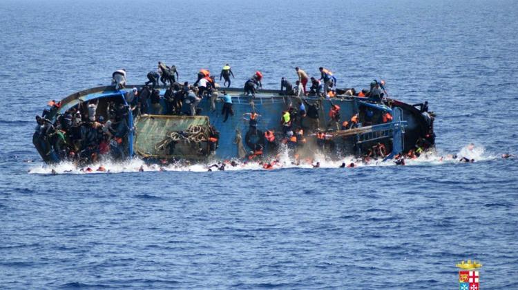 42 человека утонули рядом с Египтом