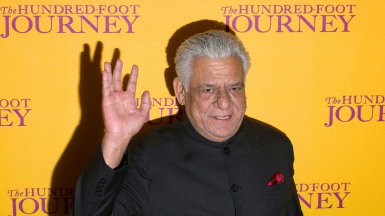 Acclaimed Bollywood actor Om Puri, who aslo played a role in Richard Attenborough's epic Ghandi, has died in Mumbai aged 66
