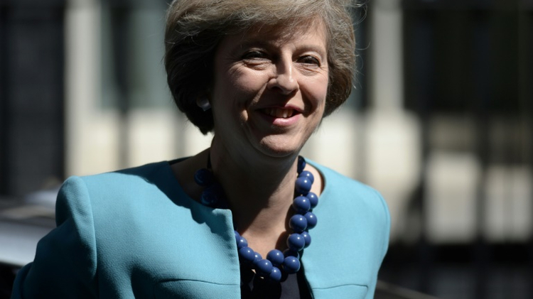 British Prime Minister Theresa May took office on July 14