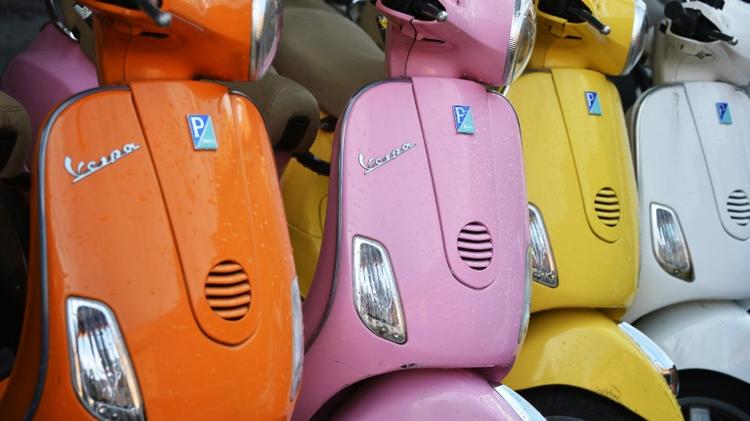 دراجات فيسبا الإيطالية: النسخة الكهربائية