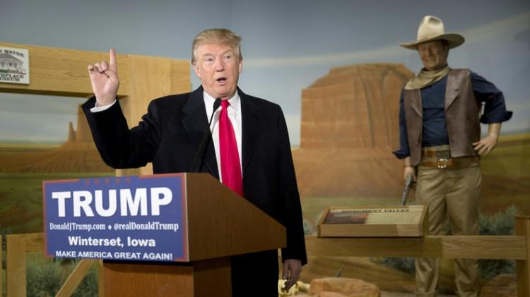 Trump pledges to move US embassy from Tel Aviv to Jerusalem   i24news ...