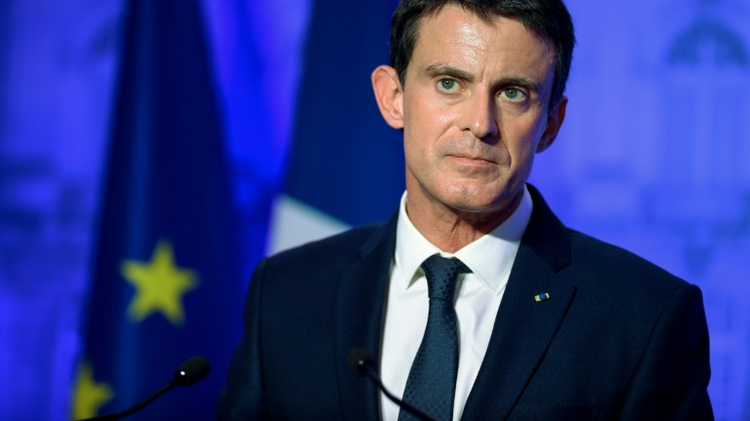 Manuel Valls annoncera sa candidature aujourd'hui