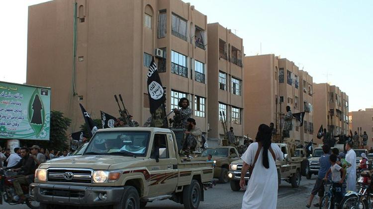 Islamic State jihadists