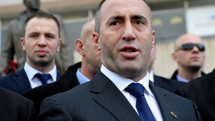 Ex-Kosovo PM arrested in France