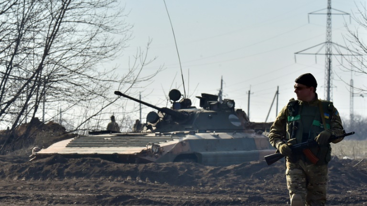 Troops Killed In Fighting In Eastern Ukraine