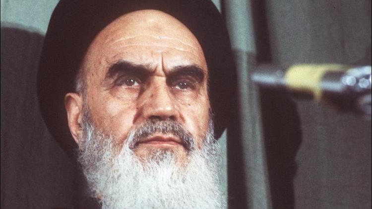 L'ayatollah Khomeiny