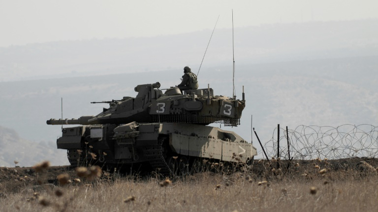 Israel Targets Hezbollah, Syria Posts on Beirut-Damascus Highway