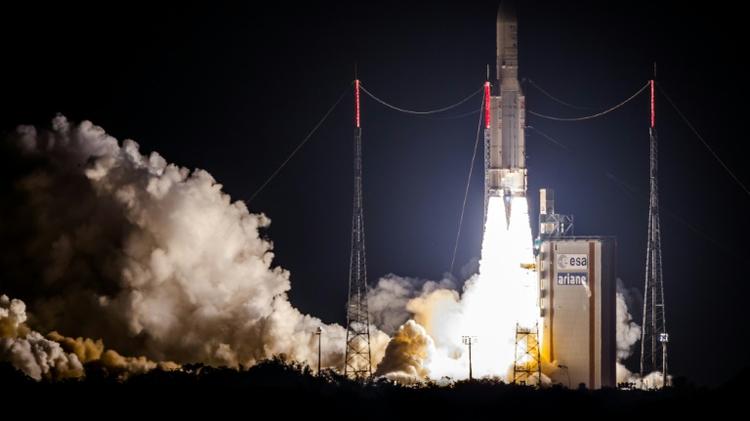 """إطلاق أربعة أقمار لنظام """"غاليليو"""" الأوروبي"""
