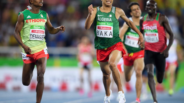 الجزائري عبداللطيف باكا يحطم الأرقام