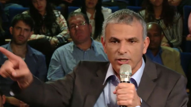 Finance minister and Kulanu party head Moshe Kahlon