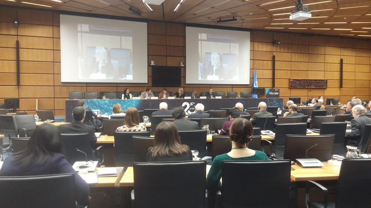 special symposium in Vienna launching events marking the 20th anniversary of the CTBT - the Comprehensive Nuclear Test Ban Treaty, January 27, 2016