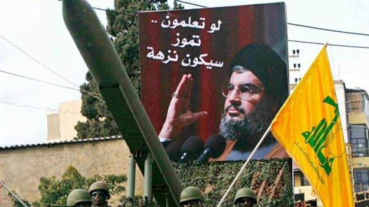 Parade du Hezbollah