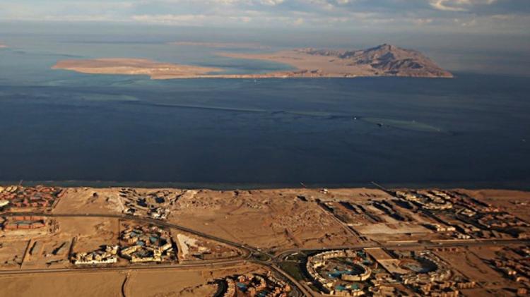 Décision sur la cession de deux îles — Égypte
