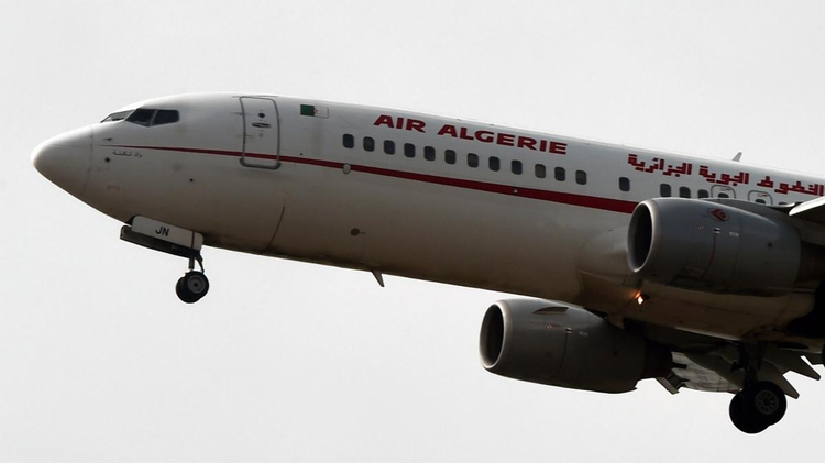 Air Algeria plane lands safely after technical fault