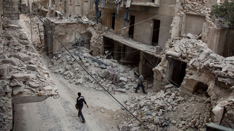 Syrie: des civils tués par un raid de la coalition antijihadistes