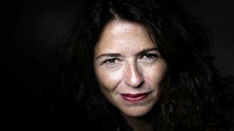 L'écrivaine Karine Tuil à Paris, le 18 août 2016