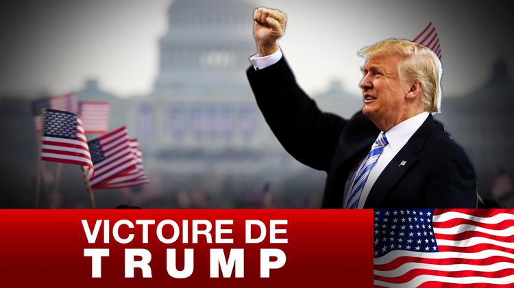 Victoire de Donald Trump — États-Unis/Élection présidentielle