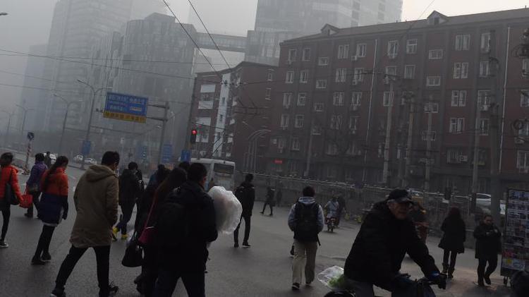 Pékin ordonne à 1.200 usines de réduire ou suspendre leurs activités — Pollution